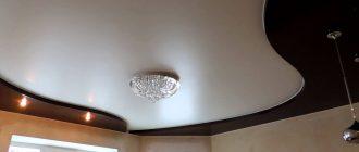Натяжной тканевый потолок. Каковы правила установки натяжного потолка?