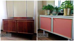 как реставрировать старую мебель покрытую лаком Stylelife Mebelcom
