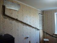 Штроба под кондиционер в несущей стене
