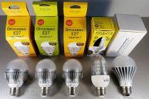 Светодиодные лампы для дома как выбрать производителя