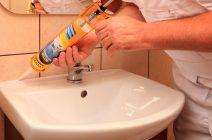 Силикон для ванной комнаты который не желтеет