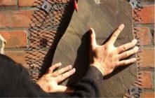 Технология облицовки стен природным камнем
