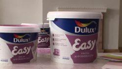 Чем мыть крашенные стены dulux