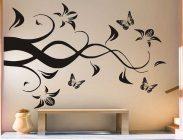 Как изготовить трафарет для декора стен самостоятельно