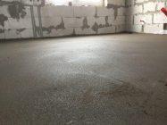 Сколько сохнет бетонная стяжка пола 5 см
